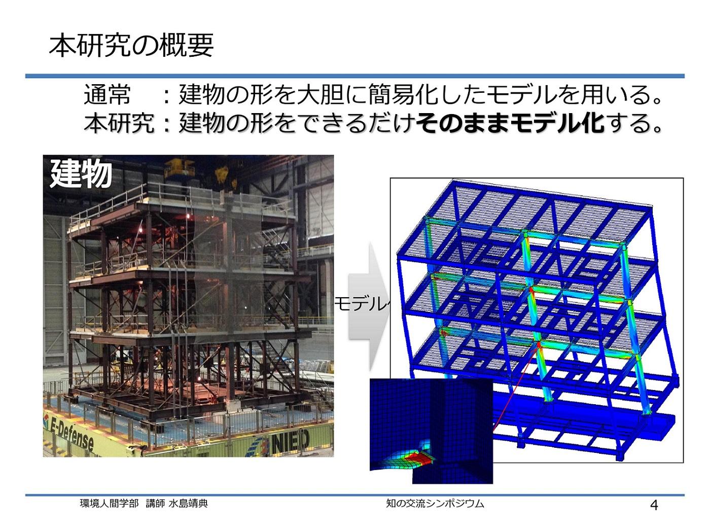 44. 建築物の全体詳細シミュレーション